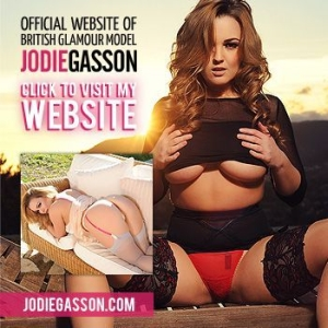 Chubby Busty Natural Blonde Brit Jodie Gasson